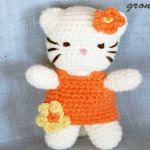 PATRON GRATIS HELLO KITTY AMIGURUMI 21274