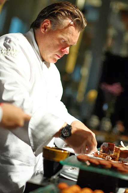 Francois Illas New Tradition: Hibiscus House: Chef Francois Payard