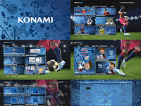 PES 2016 Graphic Menu Italia Euro 2016