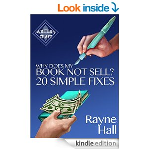 Why Does My Book Not Sell? 20 Simple Fixes