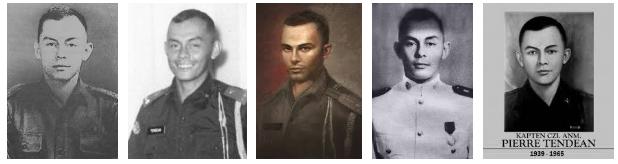 Biografi Pierre Andreas Tendean (1948-1965) : Pahlawan yang Dibunuh G30S/PKI
