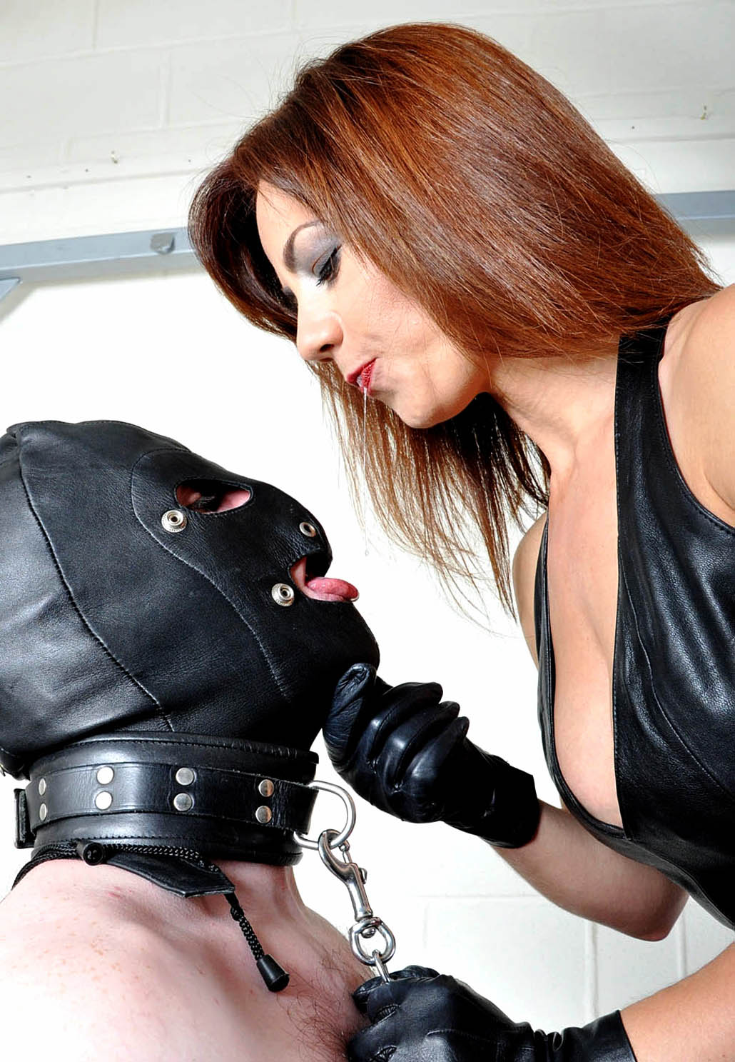 Age leather chat femdom hypnosis tasteful softcore