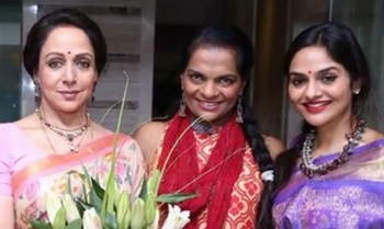 Actress Madhubala Family Photos – Madhoobala with Husband, Daughters Images
