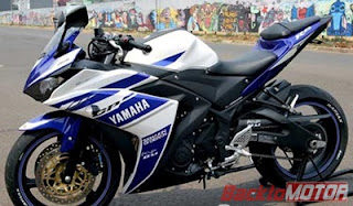Modifikasi Motor Yamaha R25