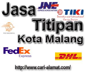 Jasa Titipan Kota Malang (Cari Alamat Lengkap)