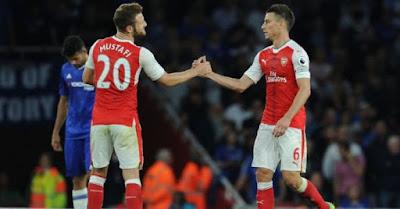 Arsenal Star Reveals Love For United Legend