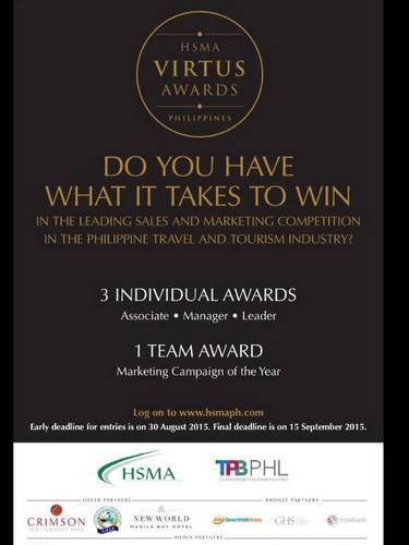 Virtus Awards For Outstanding Hotel Sales and Marketing Professionals