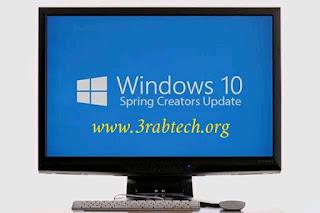 تحميل تحديث الربيع لويندوز 10 Spring Creators Update