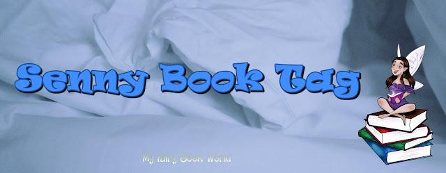 Senny Book Tag