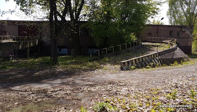 Warszawa Warsaw Wola Odolany Ordona garaż MSW do wyburzenia