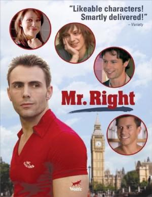 "VER ONLINE Y DESCARGAR PELICULA ""Mr. Right"""