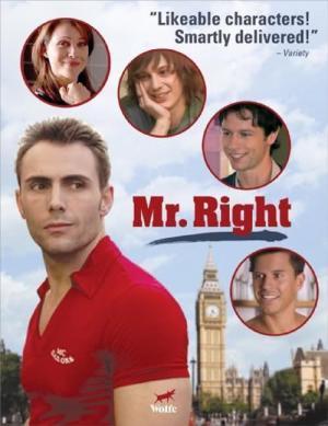 Mr. Right - PELICULA - Inglaterra - 2009