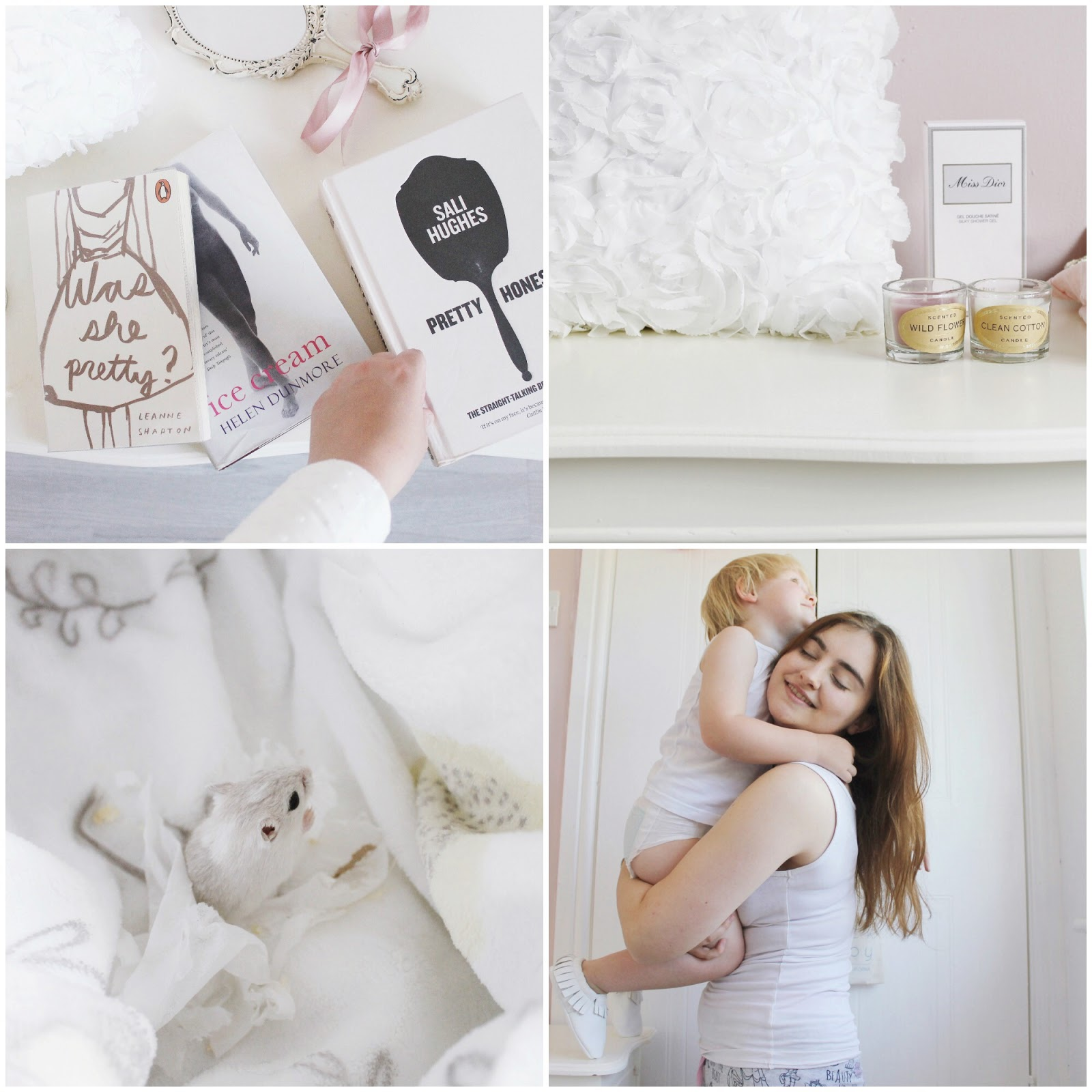 Shabby chic girly blog photo diary