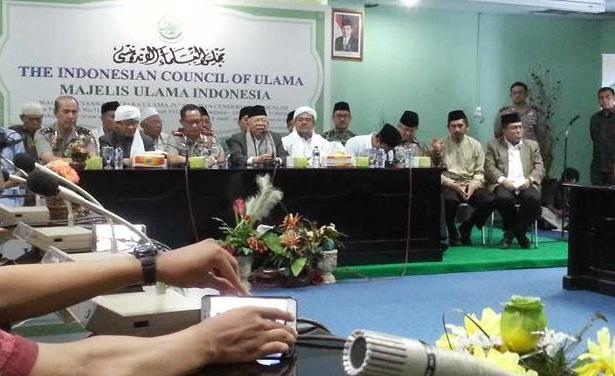 5 Kesepakatan GNPF pada Aksi Bela Islam Jilid 3 tanggal 2 Desember 2016