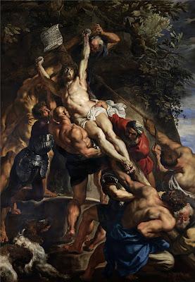 Imagem da Crucificação de Jesus Cristo, pintura, #1