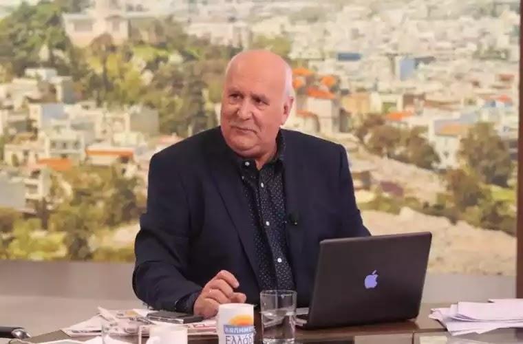 Ενοχλημένος με τον Γιάννη Βρούτση ο Γιώργος Παπαδάκης – Δείτε τι καταγγέλλει