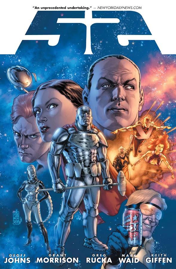 dc comics 52