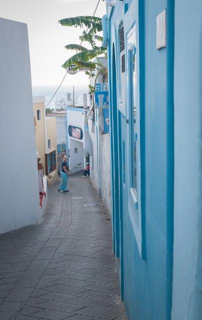 Stradutele de pe Stromboli, Sicilia