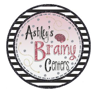 Hop on over to Ashley's Brainy Centers to read about more books with her favorite characters.