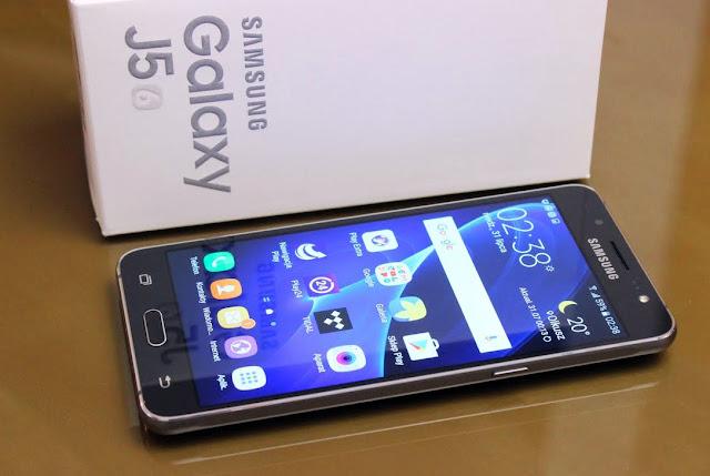 Cara Screenshot Samsung Galaxy J5