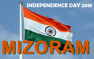 Independence day 2018 lawmna mizoram