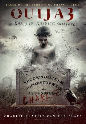 Capa do Filme Charlie, Charlie: Ouija 3