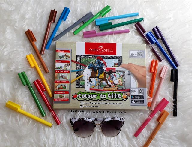 3 Pilihan Me Time Asyik Ala Penyiar Radio dengan Faber Castell Colour to Life