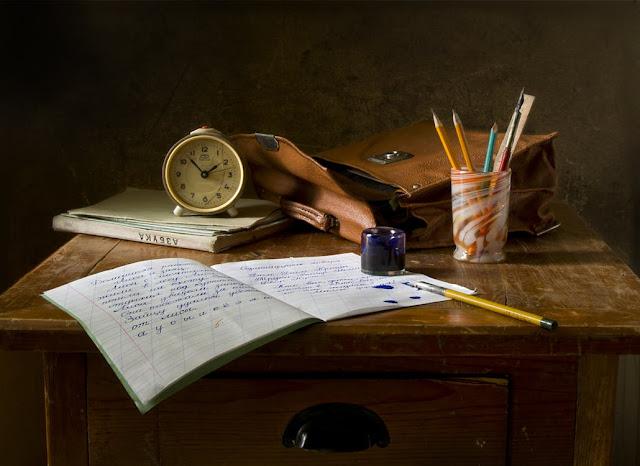 Escritura escolar