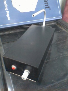 mesin pemotong stempel flash warna vigo stempel semarang