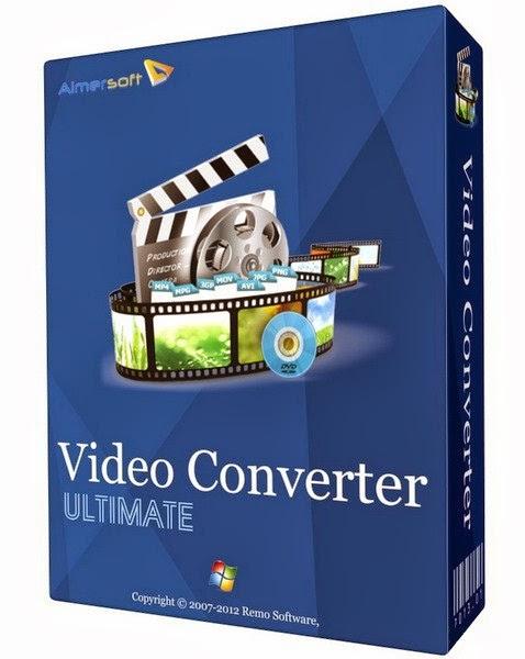 Aimersoft Video Converter Ultimate 6.4.3.0 + Crack