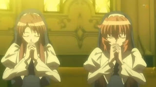 جميع حلقات انمي Nishi no Yoki Majo مترجم عدة روابط