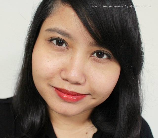 FOTD Revlon Colorstay 035 Miami Fever