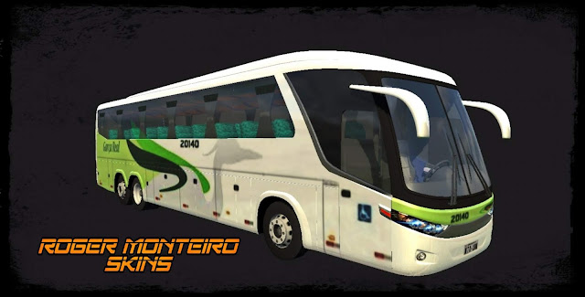 MARCOPOLO G7 1200 GARÇA REAL TRANSPORTES