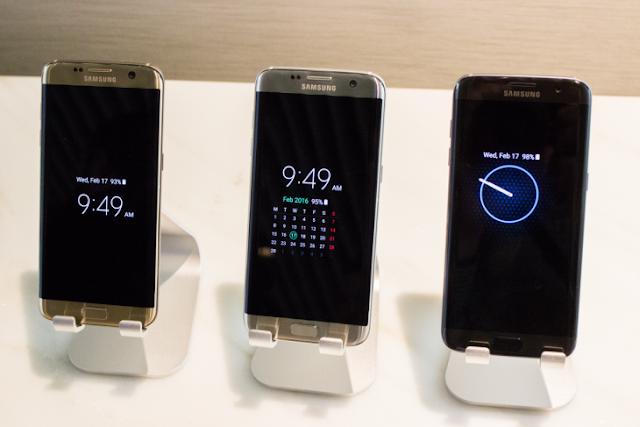 Galaxy S7, todo lo nuevo que puede hacer y el iPhone no puede