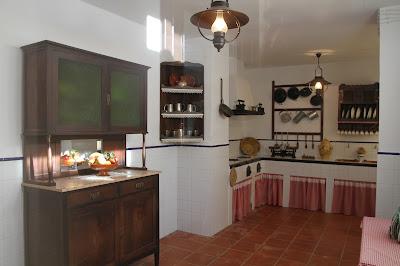 Cocina de las Casa 21 (Riotinto)