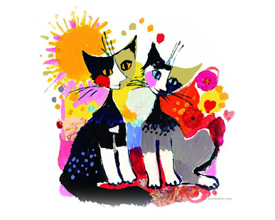 Coloriage Chat Rosina Wachtmeister.Le Blog De Cathnounourse Rosina Wachtmeister