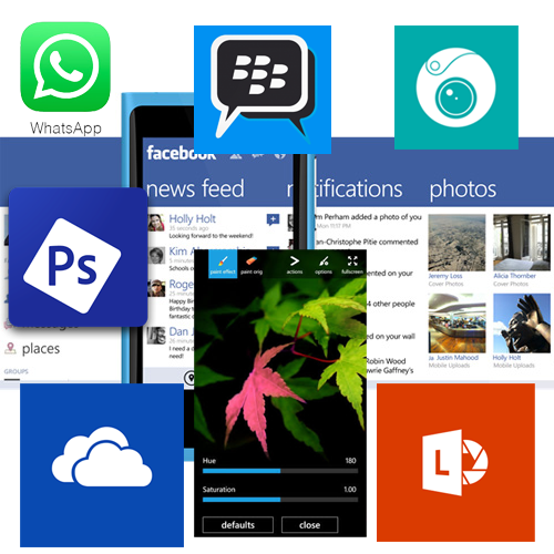Download Kumpulan Aplikasi Windows Phone