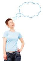 start thinking about keywords