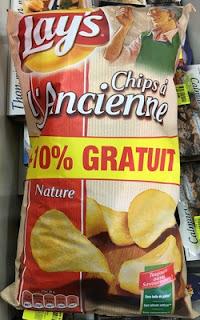 chips lays 10% gratuit