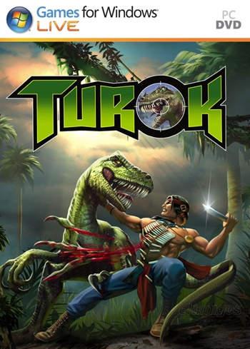 Turok: Dinosaur Hunter Remasterizado (2015) PC Full Español