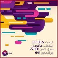 تردد قناة زي الوان 2018