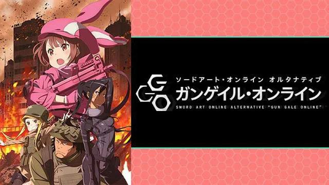 Sword Art Online Alternative: Gun Gale Online Batch Subtitle Indonesia