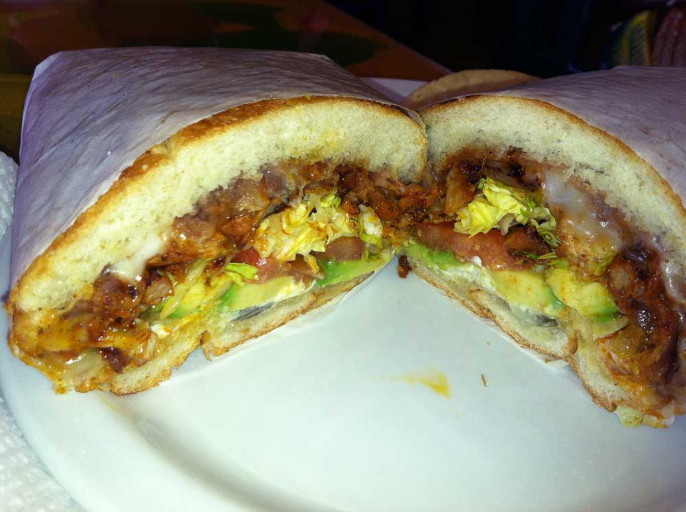 CAFE LA LA: El Sol Mexican Food in Boyle Heights