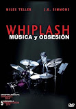 Whiplash Musica y Obsesion online latino 2014