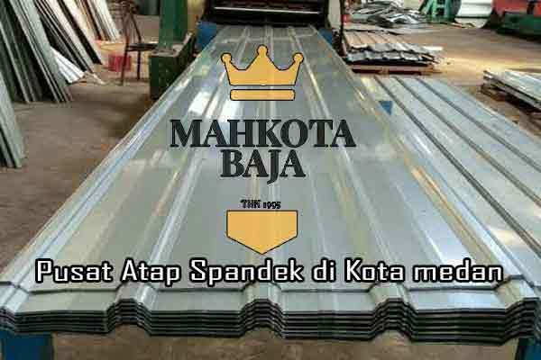 Harga Atap Spandek Medan