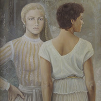 pinturas arte figurativo