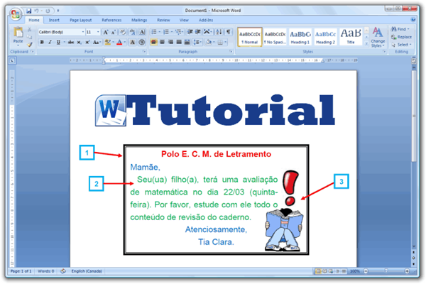 Curso Tutoriais Básicos Sobre Office Windows
