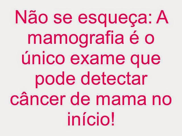 Resultado de imagem para mamografia express