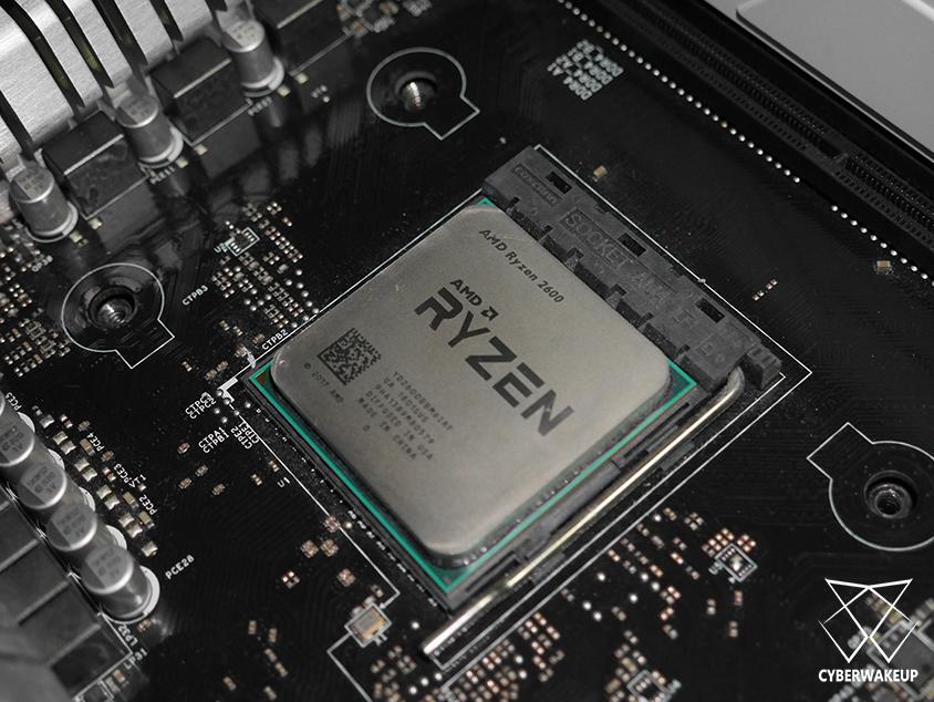 รีวิว AMD Ryzen 5 2600 Gen 2nd บอกเล่าประสบการณ์ผ่านงานตัด