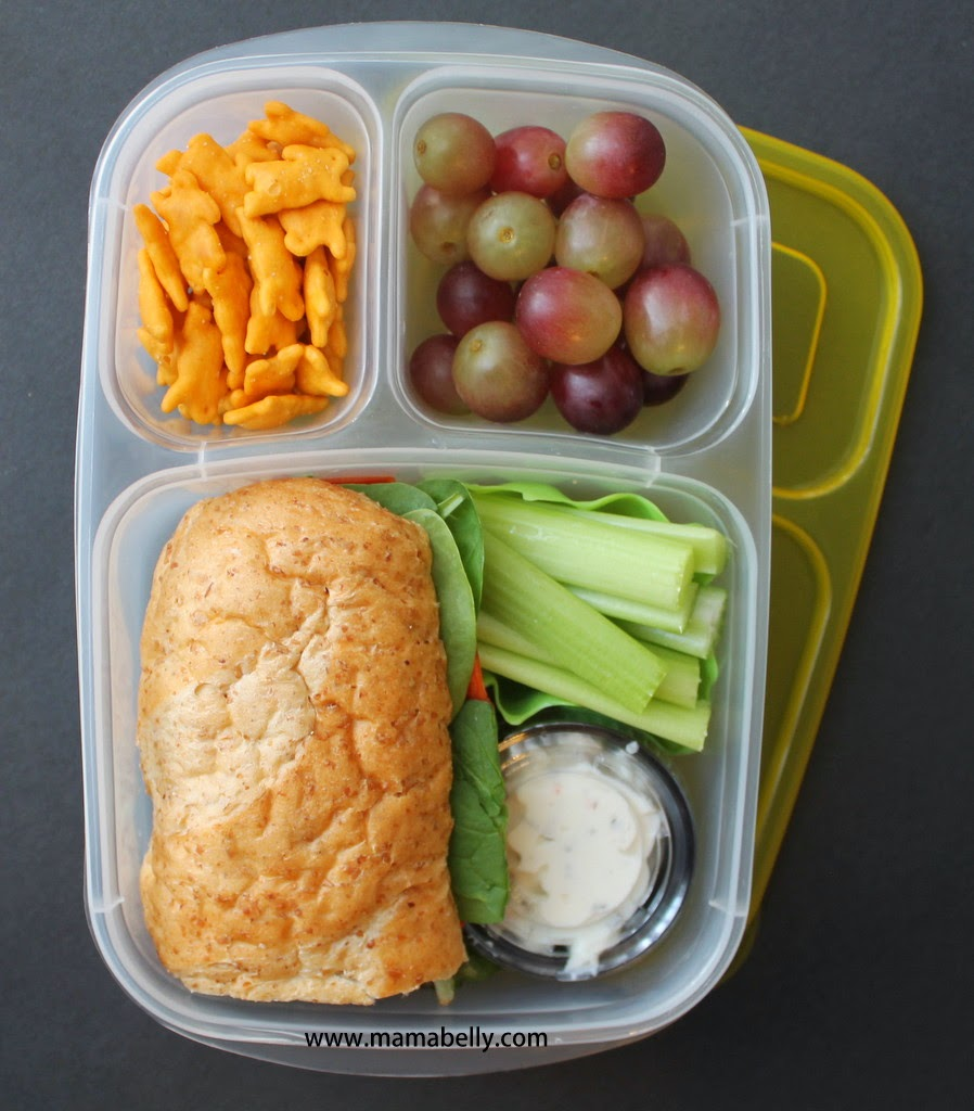 Mamabelly's Lunches With Love: Easy Lunch Ideas In